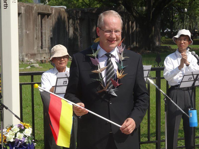ドイツ北部のハノーファーの市長