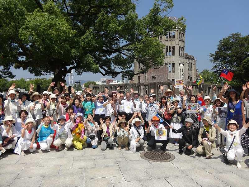 2015年度広島WPPCの集合写真